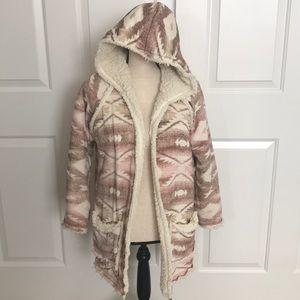 O'Neill soft Sherpa hoodie